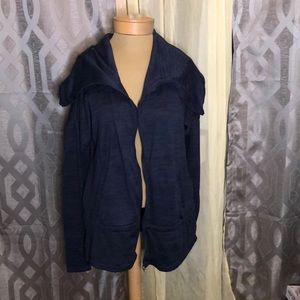90 degree by reflex Zip up Jacket Large